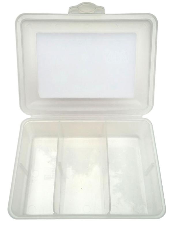 parallele Aufteilung der Lunchbox